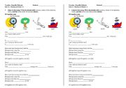 English Worksheets: Song - All together now by The Beatles