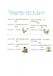 English Worksheets: Questions with verb to be