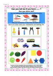 English Worksheets: Making picture match on worksheet first 3pages(Jul.26�08)