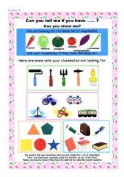 English Worksheets: Make picture match on worksheet. Last 2pages.(Jul.26�08)