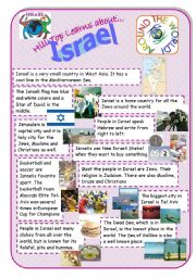 Israel - an introduction to the country