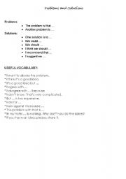 English worksheet: Hotel