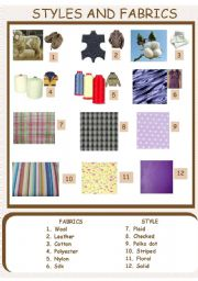 English Worksheet: Clothes Pictionary (5/5) 31-07-08