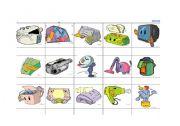 English Worksheets: eletric appliances