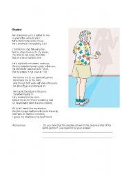 English Worksheets: Comprehensjon