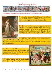 essay satire canterbury tales