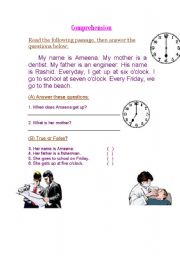 English Worksheets: Composition