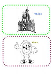English Worksheets: wh words 2 of 3