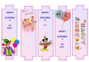 Bookmarks-HappyBirthday
