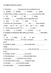 Worksheets Primary English Worksheets worksheet primary english preposition preposition