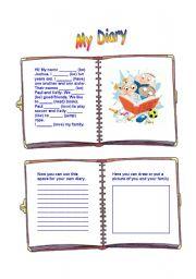 Boy´s diary