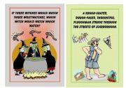 English Worksheet: Tongue Twisters 5