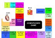 HOMOPHONES GAME (PHONETICS)