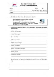 Printables Reading Comprehension Worksheets 5th Grade reading comprehension worksheet 5th grade
