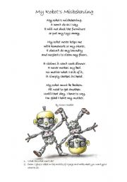 My robot by Kenn Nesbitt