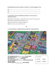 English Worksheet: 6th form part 2/2