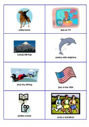 English Worksheets: Have You Ever ...?