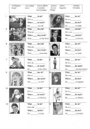 English Worksheets: yes no questions