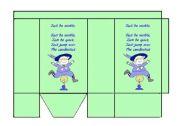 English Worksheets: Jack be nimble
