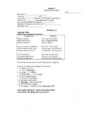 English Worksheet: AIRPORT VOCABULARY & ACTIVITIES