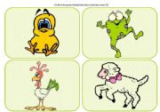English Worksheets: Who`s in the farm? - practising farm animals with kids (part 2 / 4)