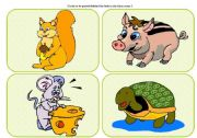 English Worksheets: Who`s in the farm? - practising farm animals with kids (part 4 / 4)