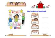 Dictation Notebook Cover 2