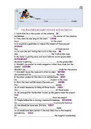 English worksheets: tenses worksheets, page 97