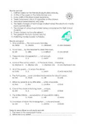 Worksheets Subject Verb Agreement Printable Worksheets english teaching worksheets subject verb agreement agreement