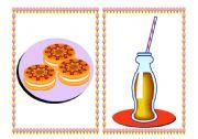 English Worksheet: Junk Food - flashcards part I
