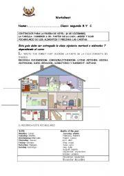 English Worksheets: worksheet for second grade