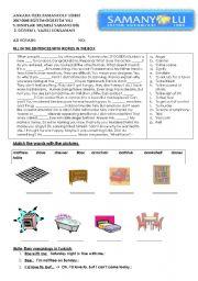 English Worksheets: movie activity
