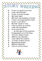 English Worksheets: PHRASES