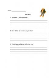 Printables Frog And Toad Worksheets english teaching worksheets the frog and toad are friends chapter 2