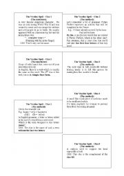 photograph relating to Printable Detective Games named Detective sport worksheets