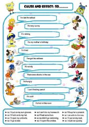 math worksheet : english teaching worksheets cause and effect connectors : Kindergarten Cause And Effect Worksheets