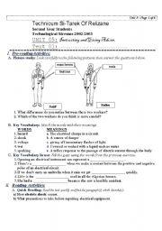 English Worksheets: ELECTRICAL HAZARDS (Author-Bouabdellah)