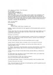 reading worksheets literature holes louis sachar holes by louis sachar