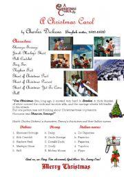 a christmas carol teacher guide