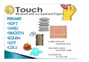 five senses, touch 5/5