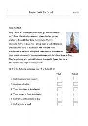 Worksheets Fifth Grade English Worksheets english teaching worksheets 5th grade test grade