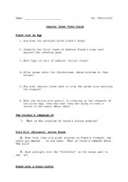 Worksheet Osmosis Jones Worksheet english worksheets osmosis jones film worksheet film