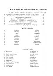 English worksheets: Conversation Resources worksheets, page 215
