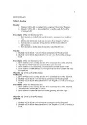 English Worksheets: Parts of a book