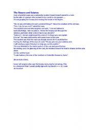 English Worksheets: Rosary