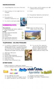 English Worksheet: Business English