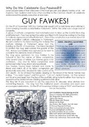 Guy Fawkes - A History