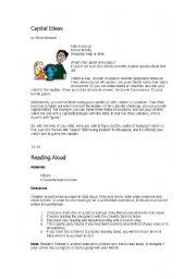 English Worksheets: Brain Exercises