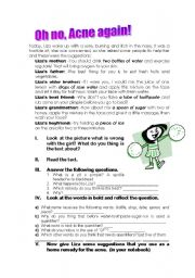 English Worksheets: acme again