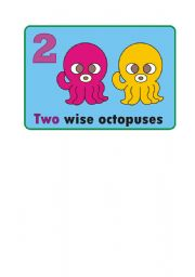 English Worksheets: Two
